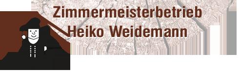 Zimmermeisterbetrieb Weidemann